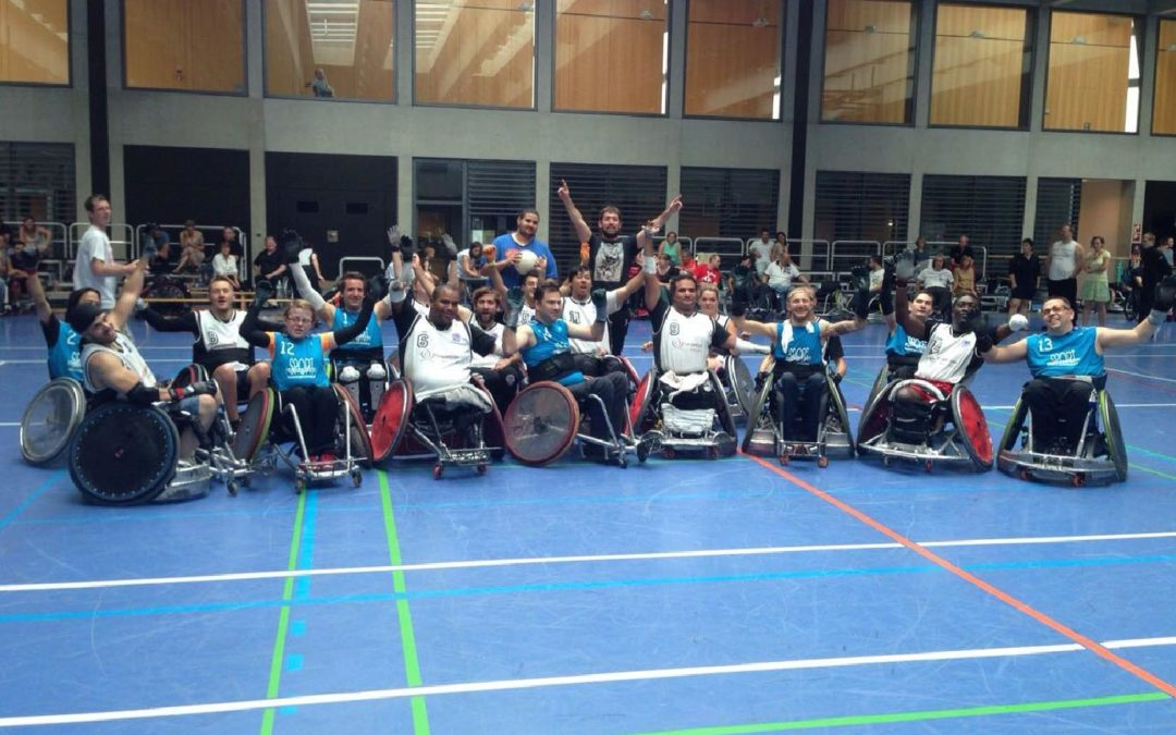 Wheelchair Rugby 15