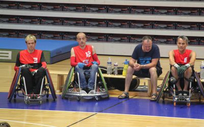 Wheelchair Rugby 17